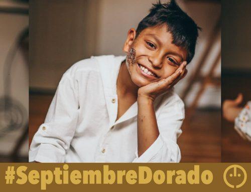 Septiembre: Mes de la Sensibilización sobre el Cáncer Infantil