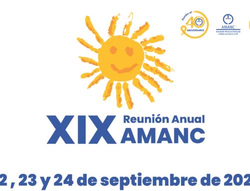 XIX Reunión Anual AMANC